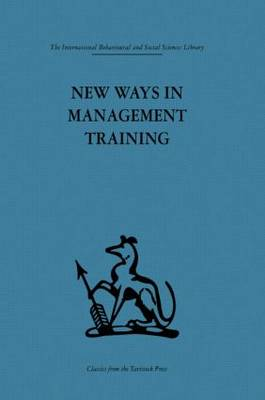 New Ways in Management Training: A technical college develops its services to industry