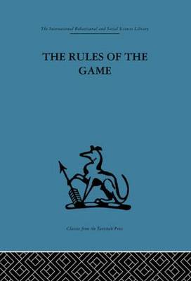 The Rules of the Game: Cross-disciplinarity and models in scholarly thought
