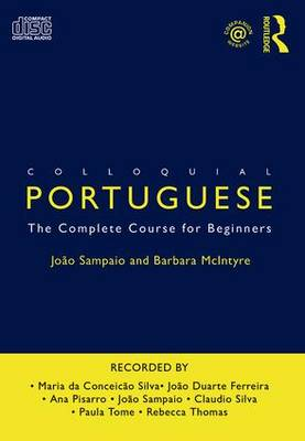 Colloquial Portuguese: The Complete Course for Beginners