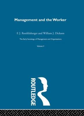 Management and the Worker