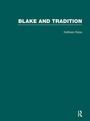 Blake and Tradition