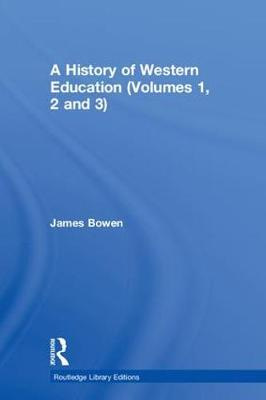 A History of Western Education: Vol.1 , 2, 3