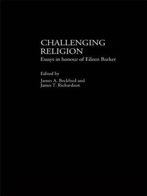 Challenging Religion: Essays in Honour of Eileen Barker