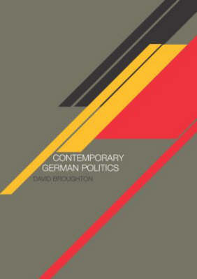 Contemporary German Politics