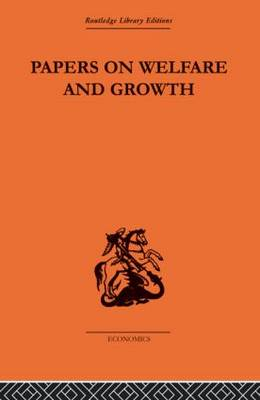Papers on Welfare and Growth