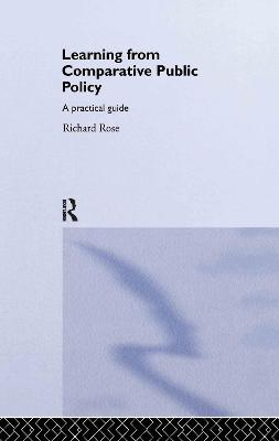 Learning from Comparative Public Policy: A Guide to Analysis