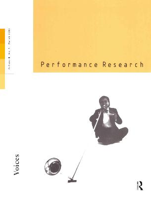 Performance Research: Volume 8, Issue 1