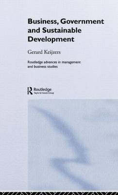 Business, Government and Sustainable Development