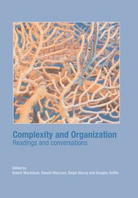 Complexity and Organization: Readings and Conversations