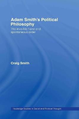Adam Smith's Political Philosophy