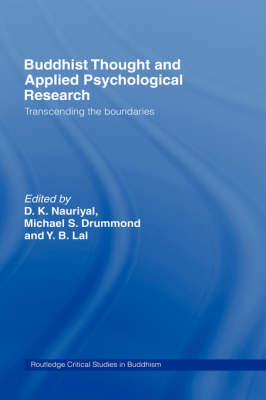 Buddhist Thought and Applied Psychological Research: Transcending the Boundaries