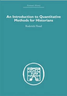 An Introduction to Quantitative Methods for Historians
