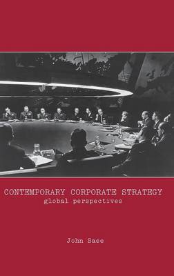 Contemporary Corporate Strategy: Global Perspectives
