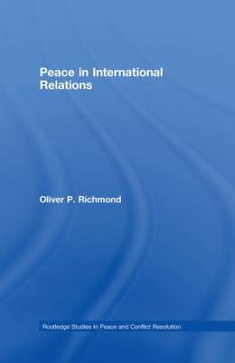 Peace in International Relations: A New Agenda