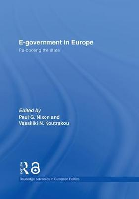E-government in Europe: Re-booting the State