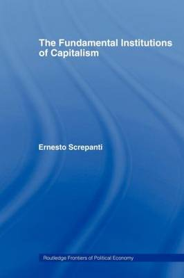 The Fundamental Institutions of Capitalism