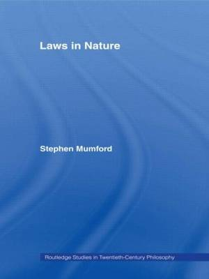 Laws in Nature