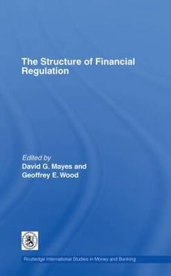 The Structure of Financial Regulation