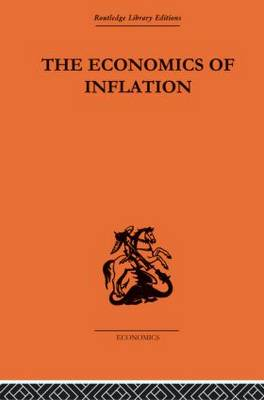 The Economics of Inflation: A Study of Currency Depreciation in Post-War Germany, 1914-1923