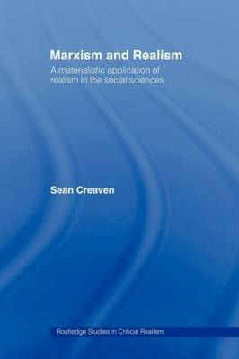 Marxism and Realism: A Materialistic Application of Realism in the Social Sciences