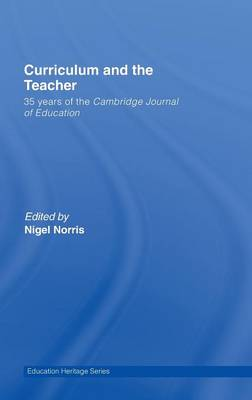 Curriculum and the Teacher: 35 years of the Cambridge Journal of Education