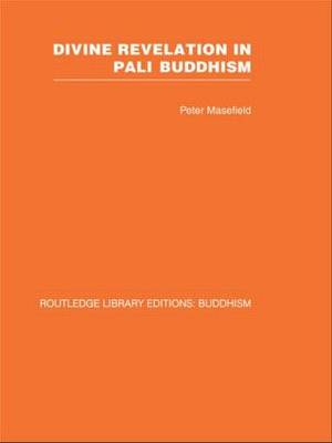 Divine Revelation in Pali Buddhism