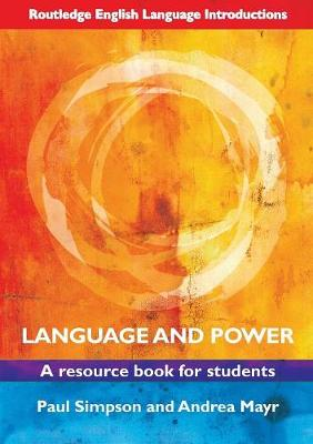 Language and Power: A Resource Book for Students