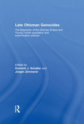 Late Ottoman Genocides