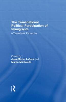 The Transnational Political Participation of Immigrants: A Transatlantic Perspective