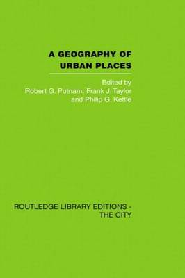 A Geography of Urban Places