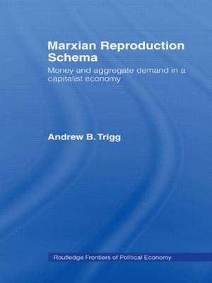 Marxian Reproduction Schema: Money and Aggregate Demand in a Capitalist Economy