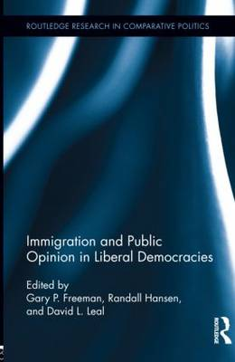 Immigration and Public Opinion in Liberal Democracies