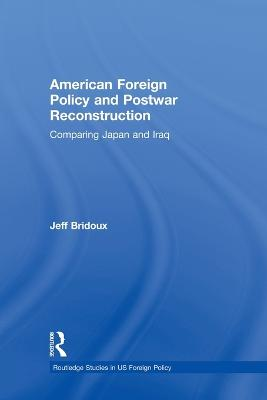 American Foreign Policy and Postwar Reconstruction: Comparing Japan and Iraq