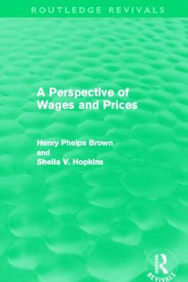 A Perspective of Wages and Prices