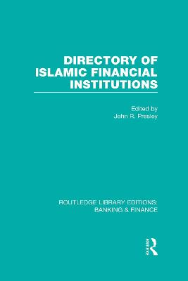 Directory of Islamic Financial Institutions