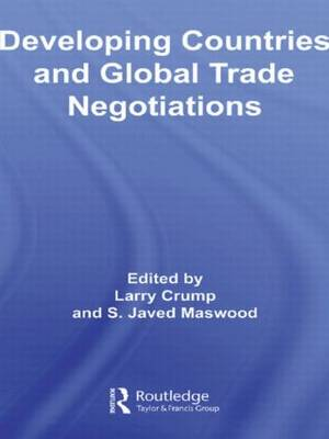 Developing Countries and Global Trade Negotiations