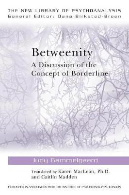 Betweenity: A Discussion of the Concept of Borderline