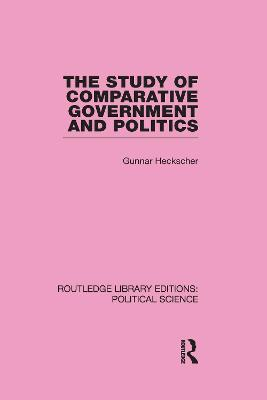 The Study of Comparative Government and Politics