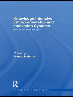 Knowledge Intensive Entrepreneurship and Innovation Systems: Evidence from Europe