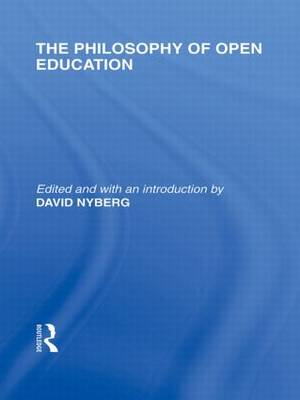 The Philosophy of Open Education