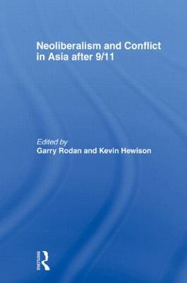 Neoliberalism and Conflict In Asia After 9/11