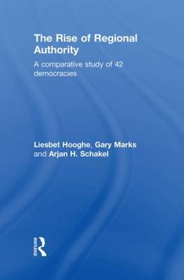 The Rise of Regional Authority: A Comparative Study of 42 Democracies