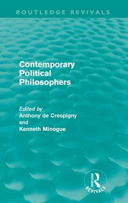 Contemporary Political Philosophers