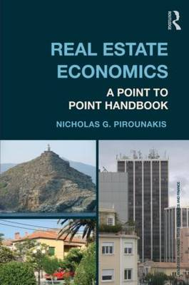 Real Estate Economics: A Point to Point Handbook