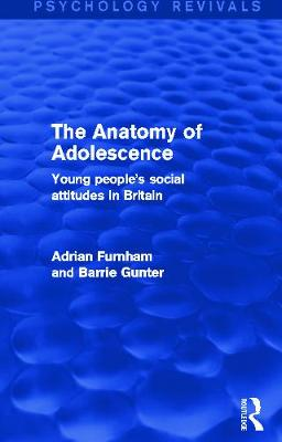 The Anatomy of Adolescence: Young People's Social Attitudes in Britain