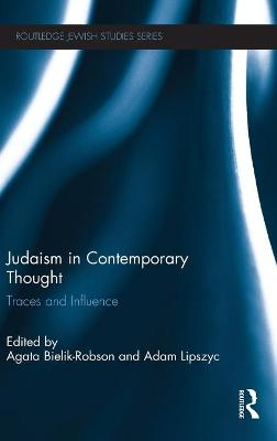 Judaism in Contemporary Thought: Traces and Influence