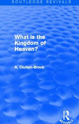 What is the Kingdom of Heaven?