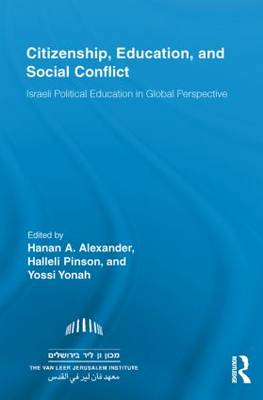 Citizenship, Education and Social Conflict: Israeli Political Education in Global Perspective