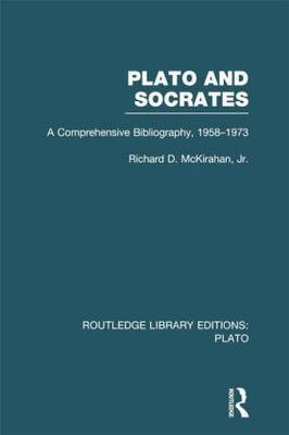 Plato and Socrates: A Comprehensive Bibliography 1958-1973.