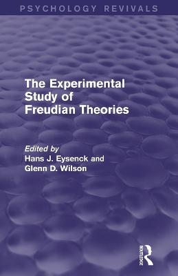 The Experimental Study of Freudian Theories